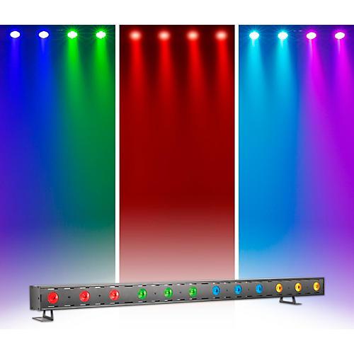 Venue Tetra Bar RGBA Linear Strip Wash Light with Four Color Zones