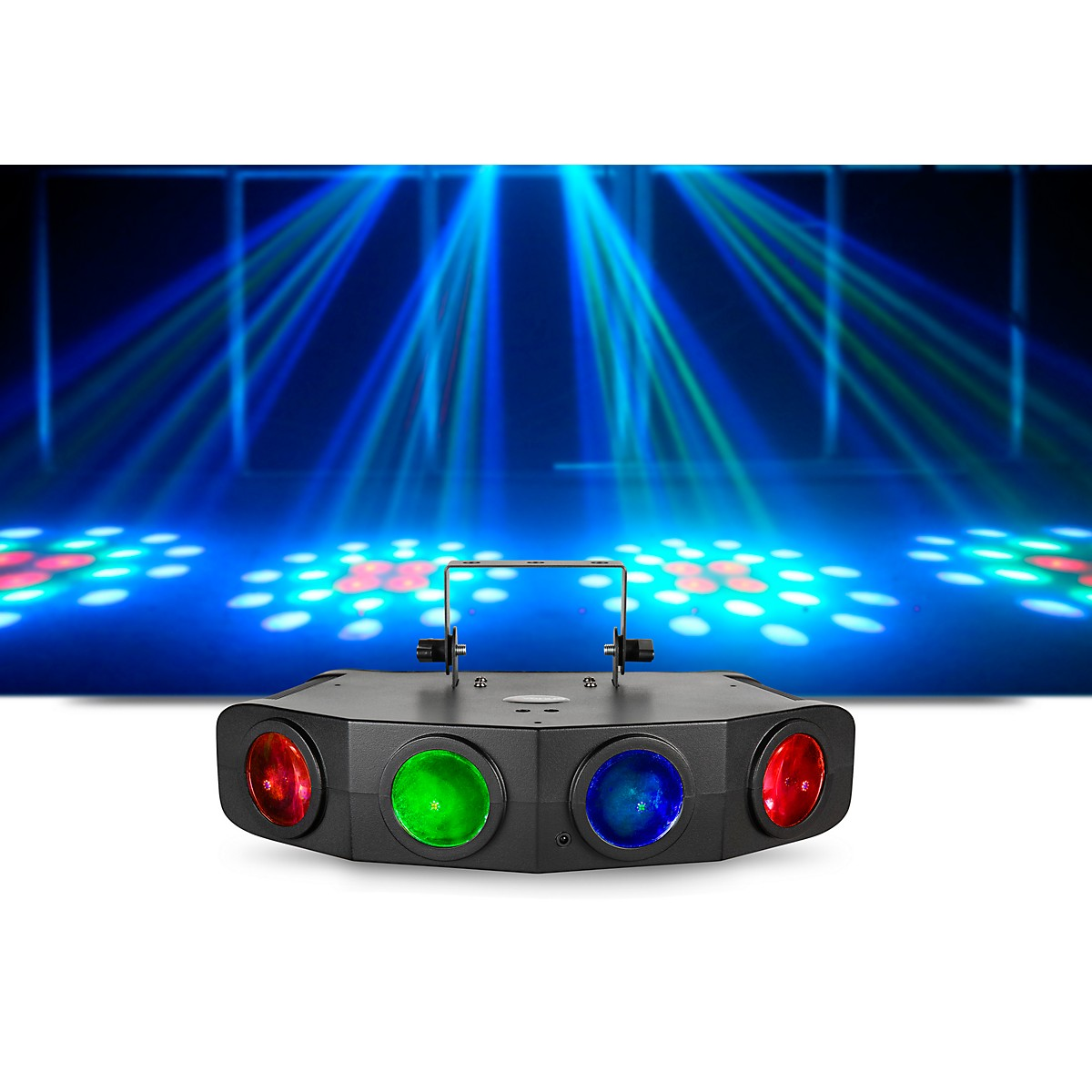 Venue Tetra Beam RGB Moonflower Effect Light