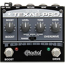 Radial Engineering Texas-Pro Overdrive and Boost Pedal Level 1