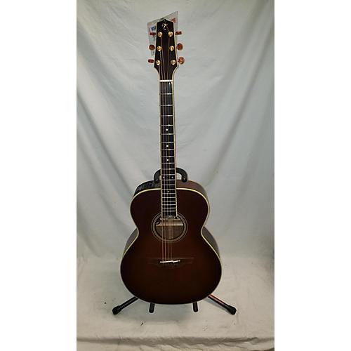 used takamine tf430ss acoustic electric guitar antique burst guitar center. Black Bedroom Furniture Sets. Home Design Ideas