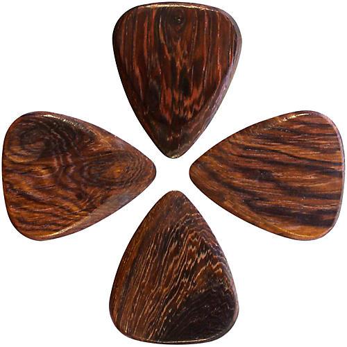 Timber Tones Thai Rosewood Guitar Picks, 4-Pack
