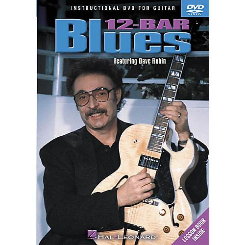 Hal Leonard The 12-Bar Blues (DVD)