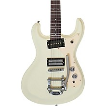 The 1964 Electric Guitar White