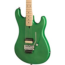 The 84 Electric Guitar Green