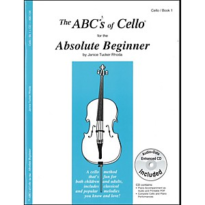 Carl Fischer The Abcs Of Cello For The Absolute Beginner Book/CD by Carl Fischer