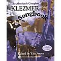 Transcontinental Music The Absolutely Complete Klezmer Songbook Transcontinental Music Folios Series Softcover with CD thumbnail