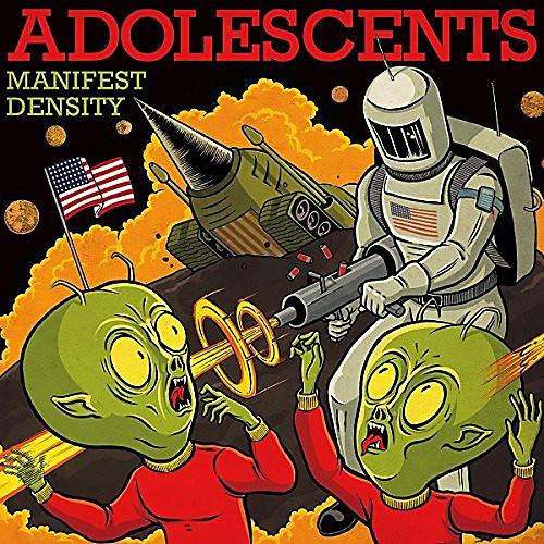 Alliance The Adolescents - Manifest Destiny