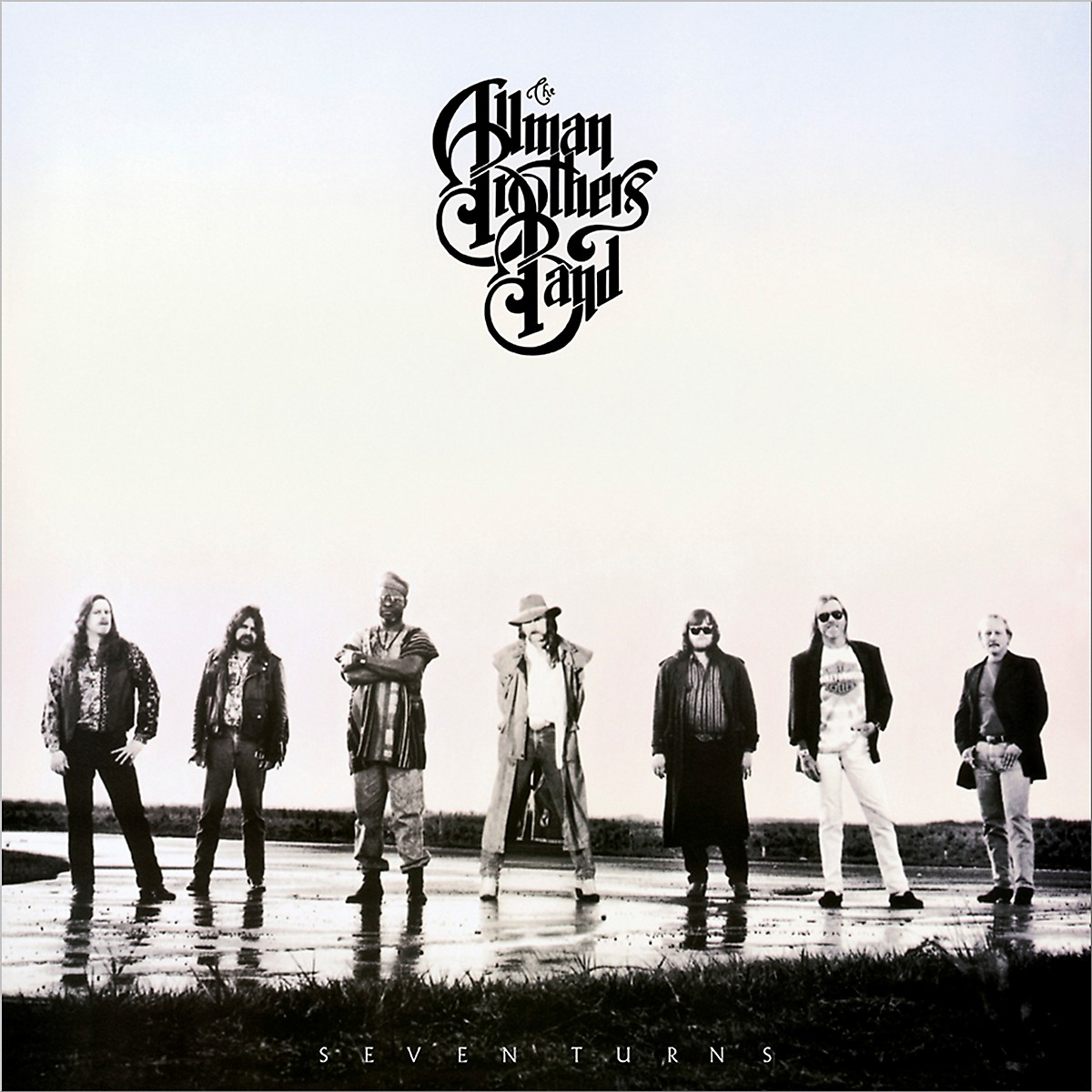 RED The Allman Brothers Band - Seven Turns