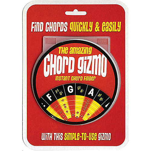 Music Sales The Amazing Chord Gizmo Instant Chord Finder Music Sales America Series Written by Various Authors