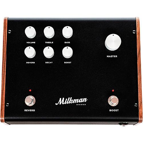 Milkman Sound The Amp 100 100W Tube-Hybrid Guitar Pedalboard Amp
