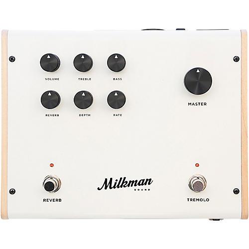 milkman sound the amp 100w tube hybrid guitar floor amp head guitar center. Black Bedroom Furniture Sets. Home Design Ideas