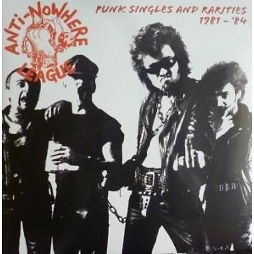 Alliance The Anti-Nowhere League - Punk Singles 1980-84