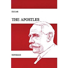Novello The Apostles  - Op. 49 SATB