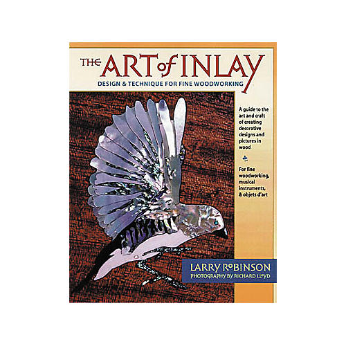 Hal Leonard The Art Of Inlay Book