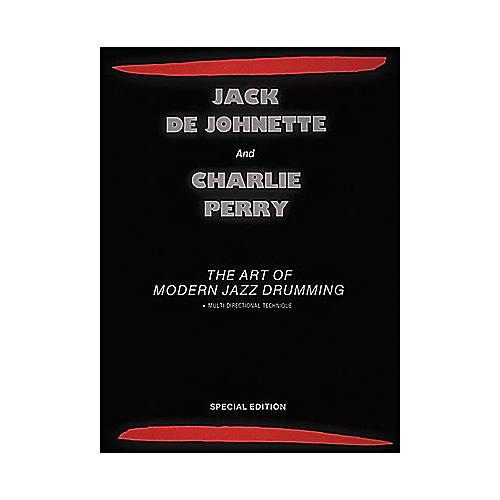 Hal Leonard The Art Of Modern Jazz Drumming