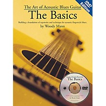 Music Sales The Art of Acoustic Blues Guitar - The Basics Music Sales America Series Softcover with DVD by Woody Mann