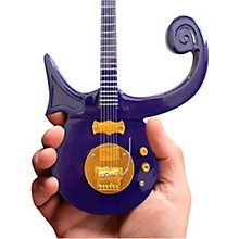 Axe Heaven The Artist Formerly Known as-Signature Prince Purple Symbol Mini Guitar Replica
