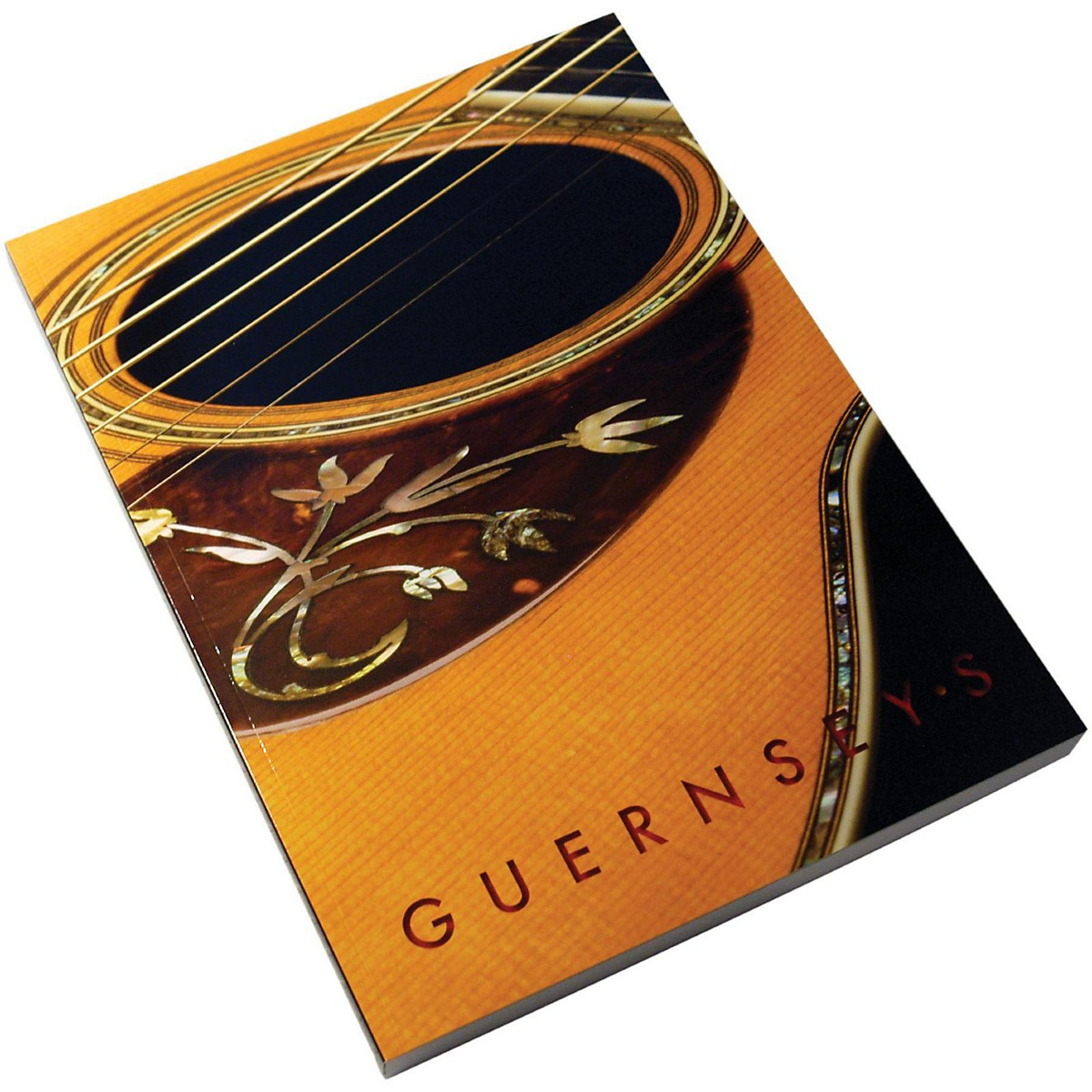 Guernsey's The Artistry of the Guitar Book