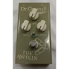 Dr. Green The Aspirin Compressor Effect Pedal