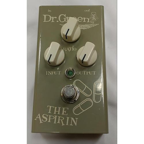 Dr. Green The Aspirin Compressor Effect Pedal