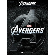 Hal Leonard The Avengers - Music From The Motion Picture Soundtrack For Piano Solo