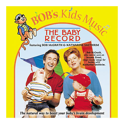 Bob McGrath The Baby Record (CD)