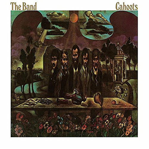Alliance The Band - Cahoots