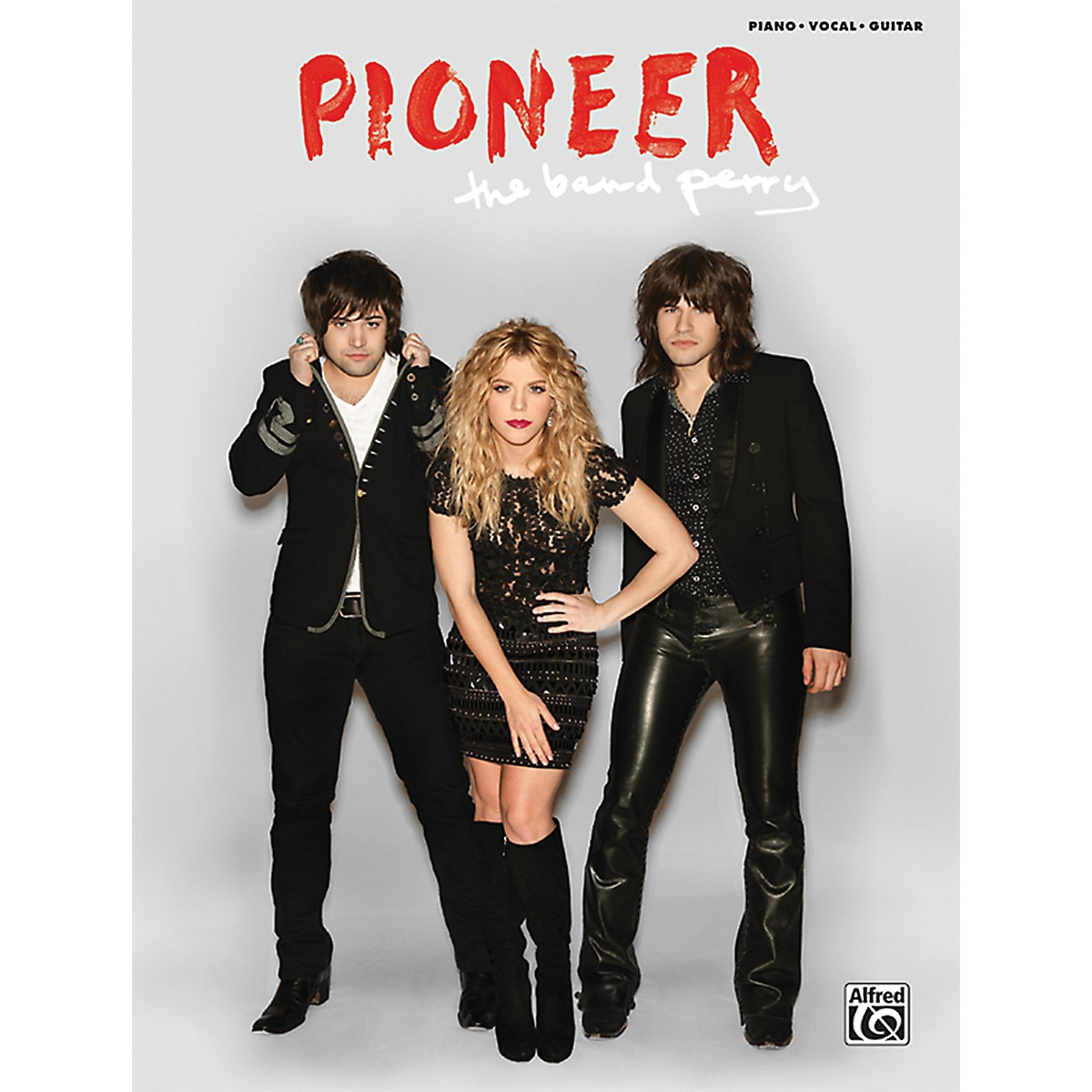 Alfred The Band Perry Pioneer PVG BOOK