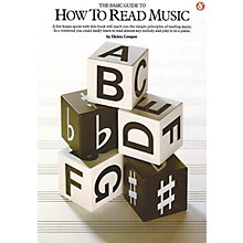 Music Sales The Basic Guide to How to Read Music Music Sales America Series Softcover Written by Helen Cooper
