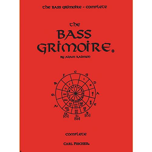 Carl Fischer The Bass Grimoire