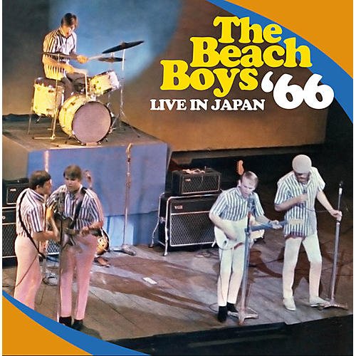 Alliance The Beach Boys - Live In Japan 66