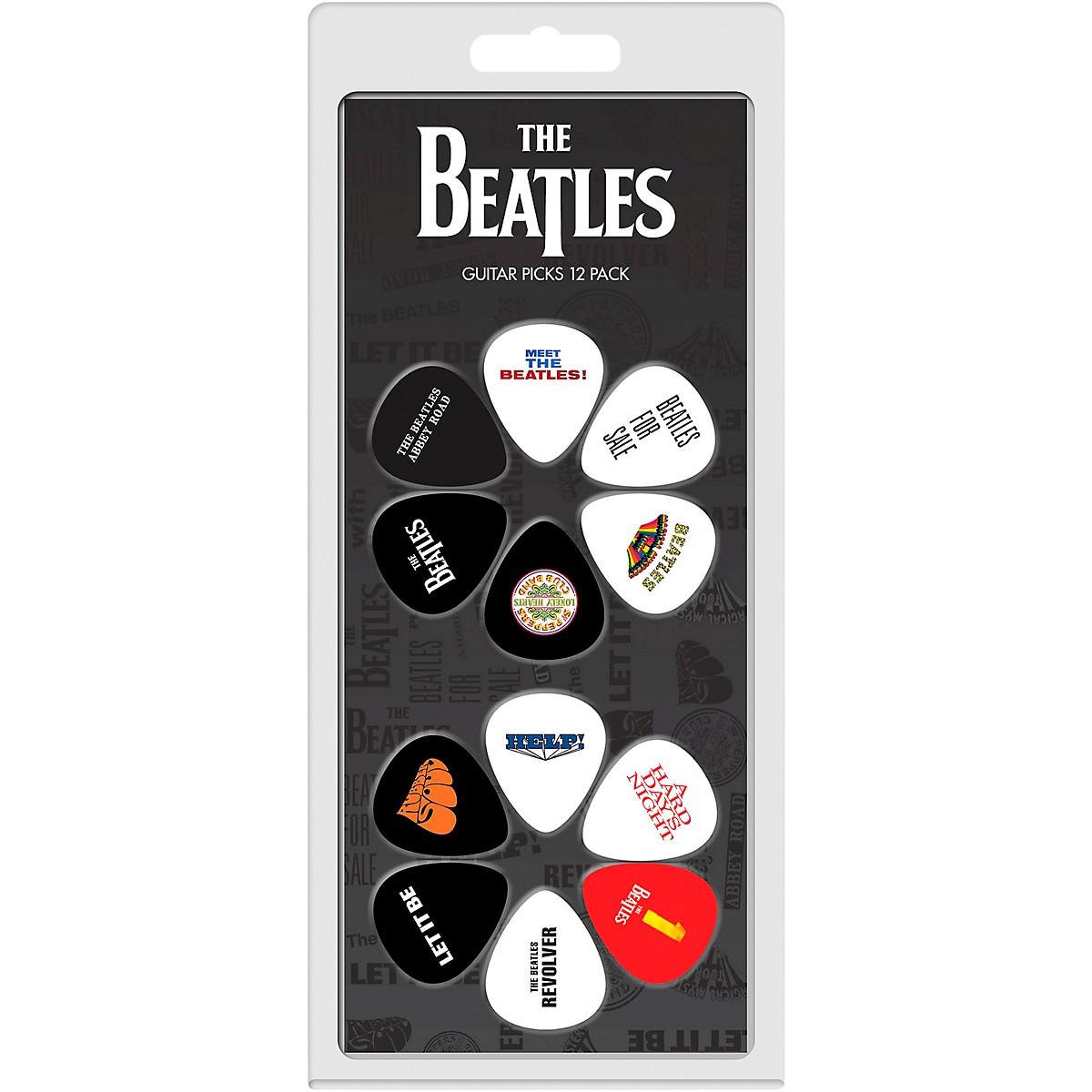 Perri's The Beatles - 12-Pack Guitar Picks