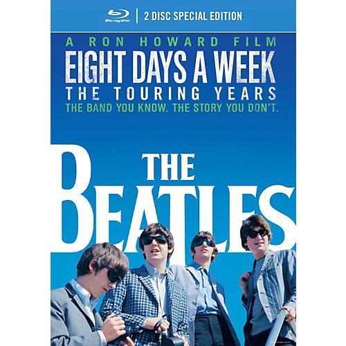 Universal Music Group The Beatles - Eight Days A Week - The Touring Years [Blu-ray]