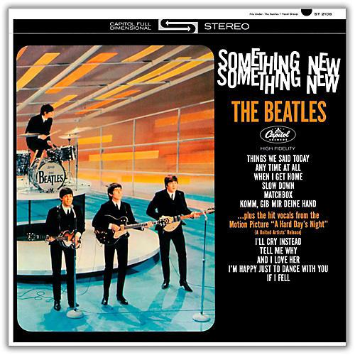 Universal Music Group The Beatles / Something New [Mini LP Replica]