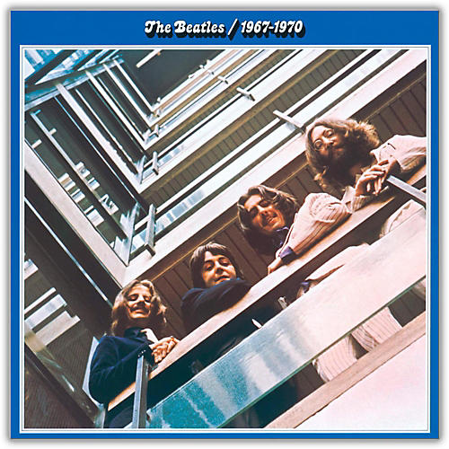Universal Music Group The Beatles - The Beatles 1967-1970 Vinyl LP