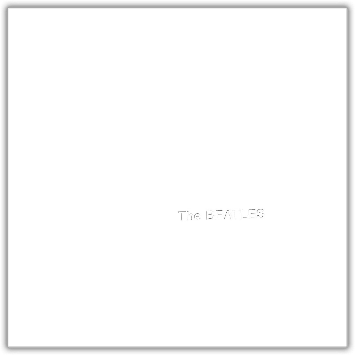 Universal Music Group The Beatles - The Beatles (White Album) Vinyl LP