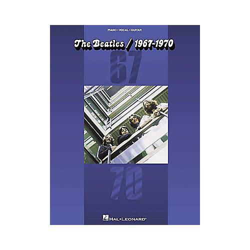 Hal Leonard The Beatles/1967-1970
