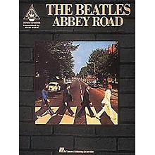 Hal Leonard The Beatles Abbey Road Guitar Tab Book