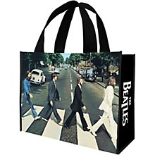 Vandor The Beatles Abbey Road Large Recycled Shopper Tote