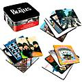 Vandor The Beatles Album Covers - 13 Piece Coaster Set With Tin Storage Box thumbnail