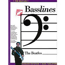 Hal Leonard The Beatles Bass Guitar Tab Songbook