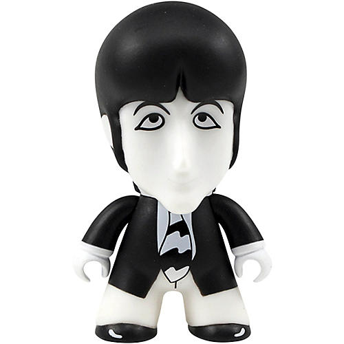 Funko The Beatles Black and White Paul 4 1/2-Inch Titans Figure