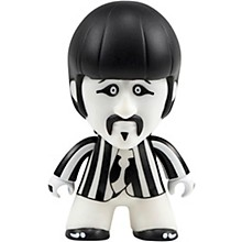 Funko The Beatles Black and White Ringo 4 1/2-Inch Titans Figure