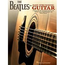 Hal Leonard The Beatles For Easy Strumming Guitar