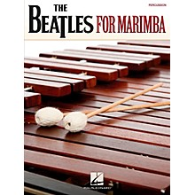 Hal Leonard The Beatles For Marimba