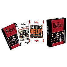 Hal Leonard The Beatles Playing Cards (The Singles)