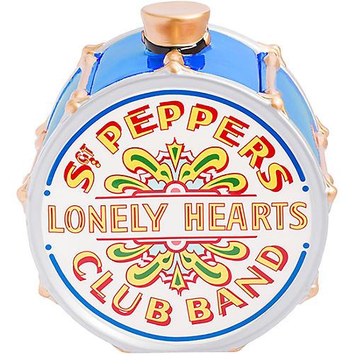 Vandor The Beatles Sgt. Pepper's Ceramic Cookie Jar - Blue Edition