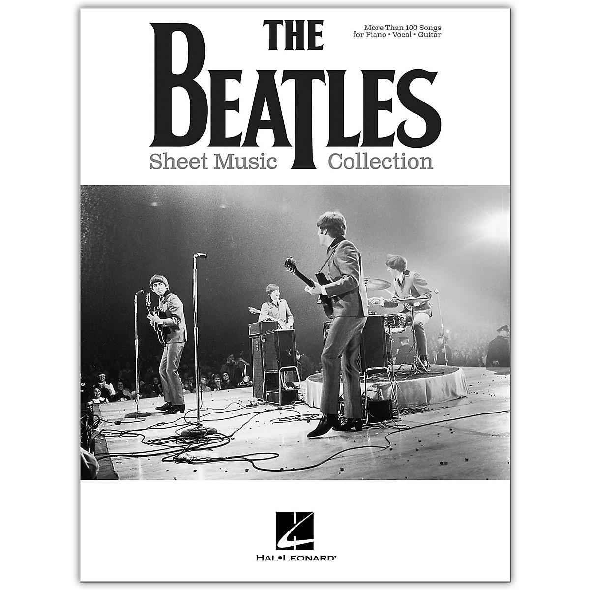 Hal Leonard The Beatles Sheet Music Collection P/V/G