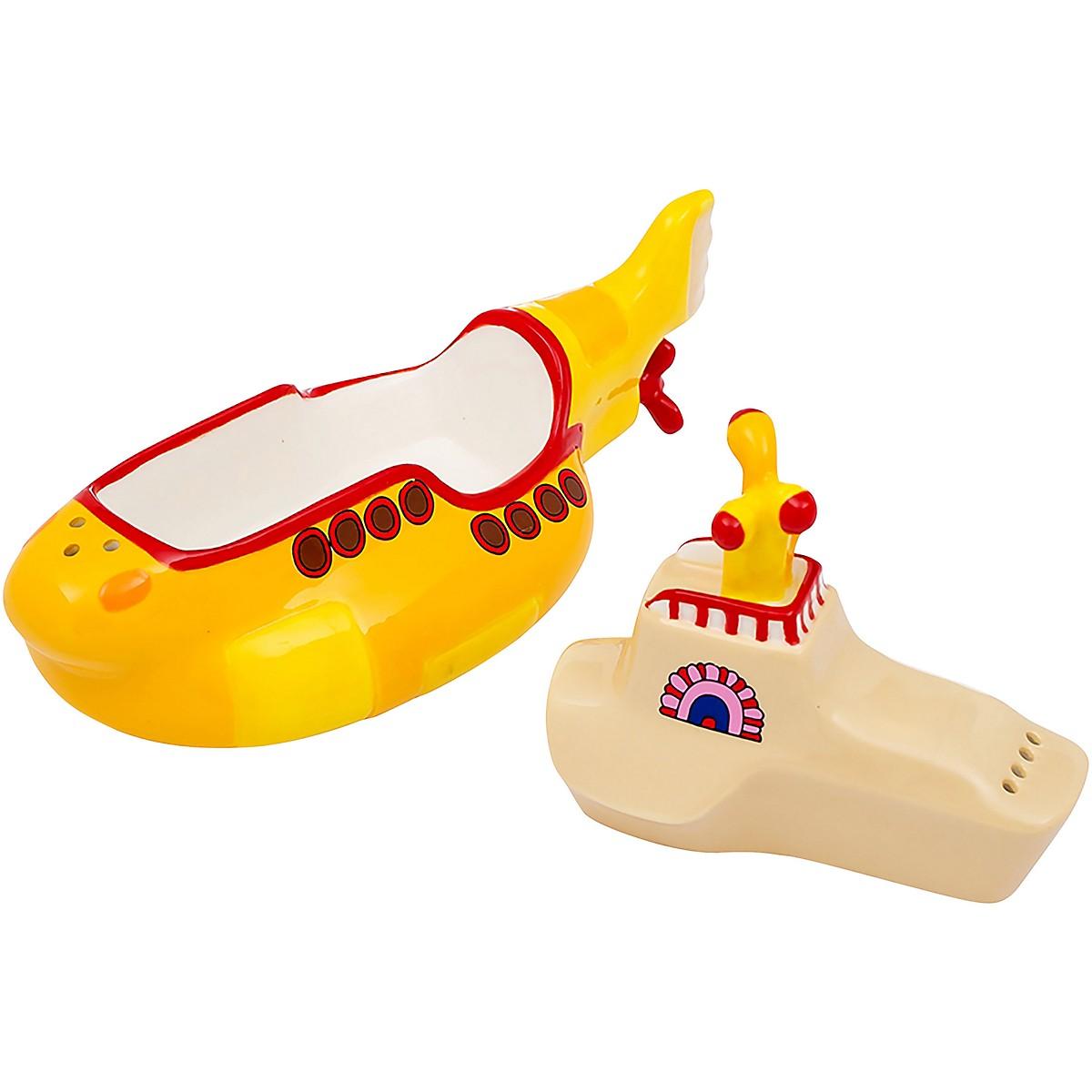 Vandor The Beatles Yellow Submarine Salt & Pepper Set