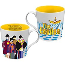 "Vandor The Beatles ""Yellow Submarine""12 oz. Ceramic Mug"
